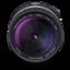 镜头选用 Lens