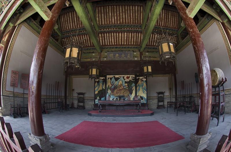 榆次古城城隍庙