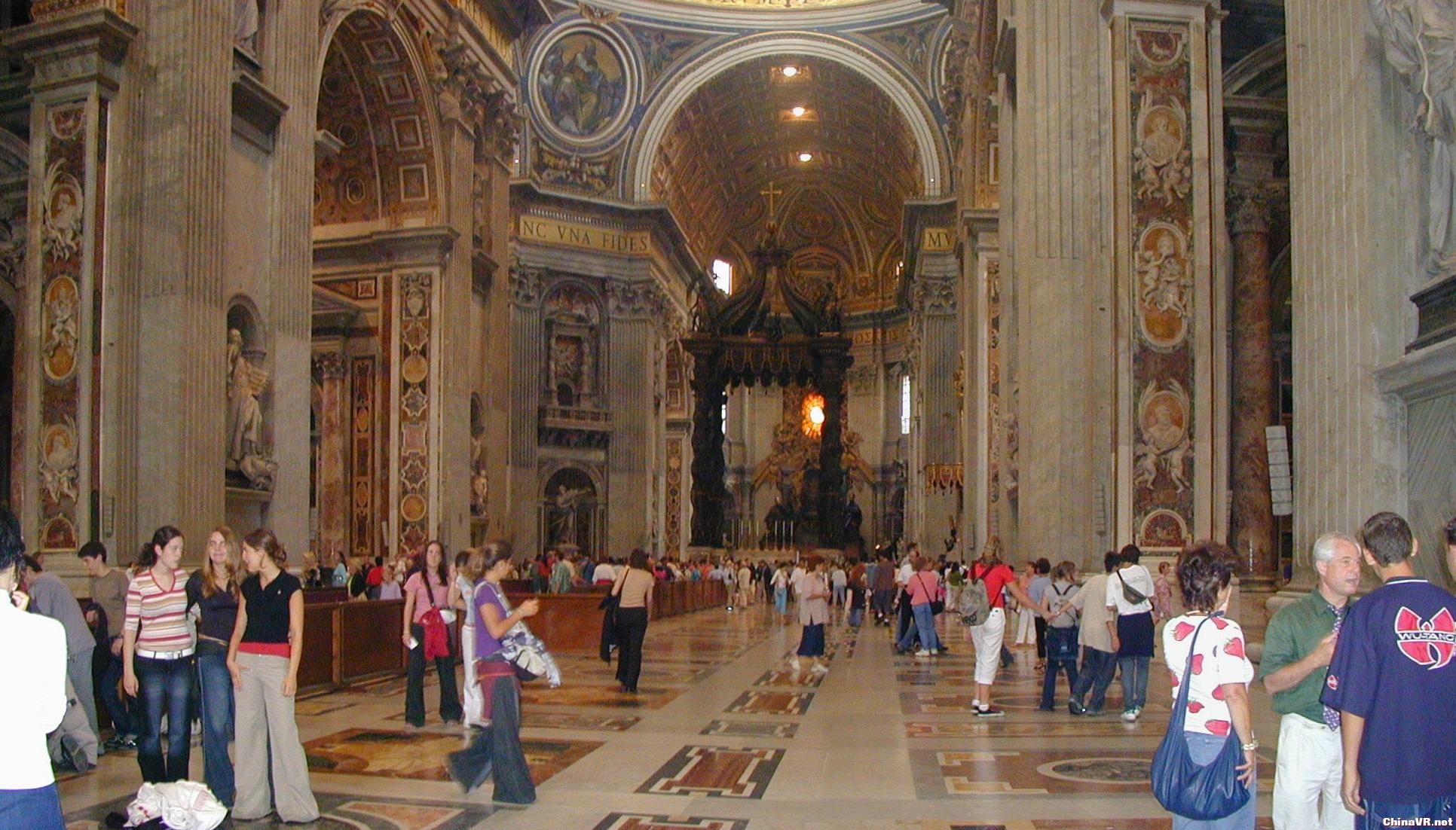 梵蒂冈教堂