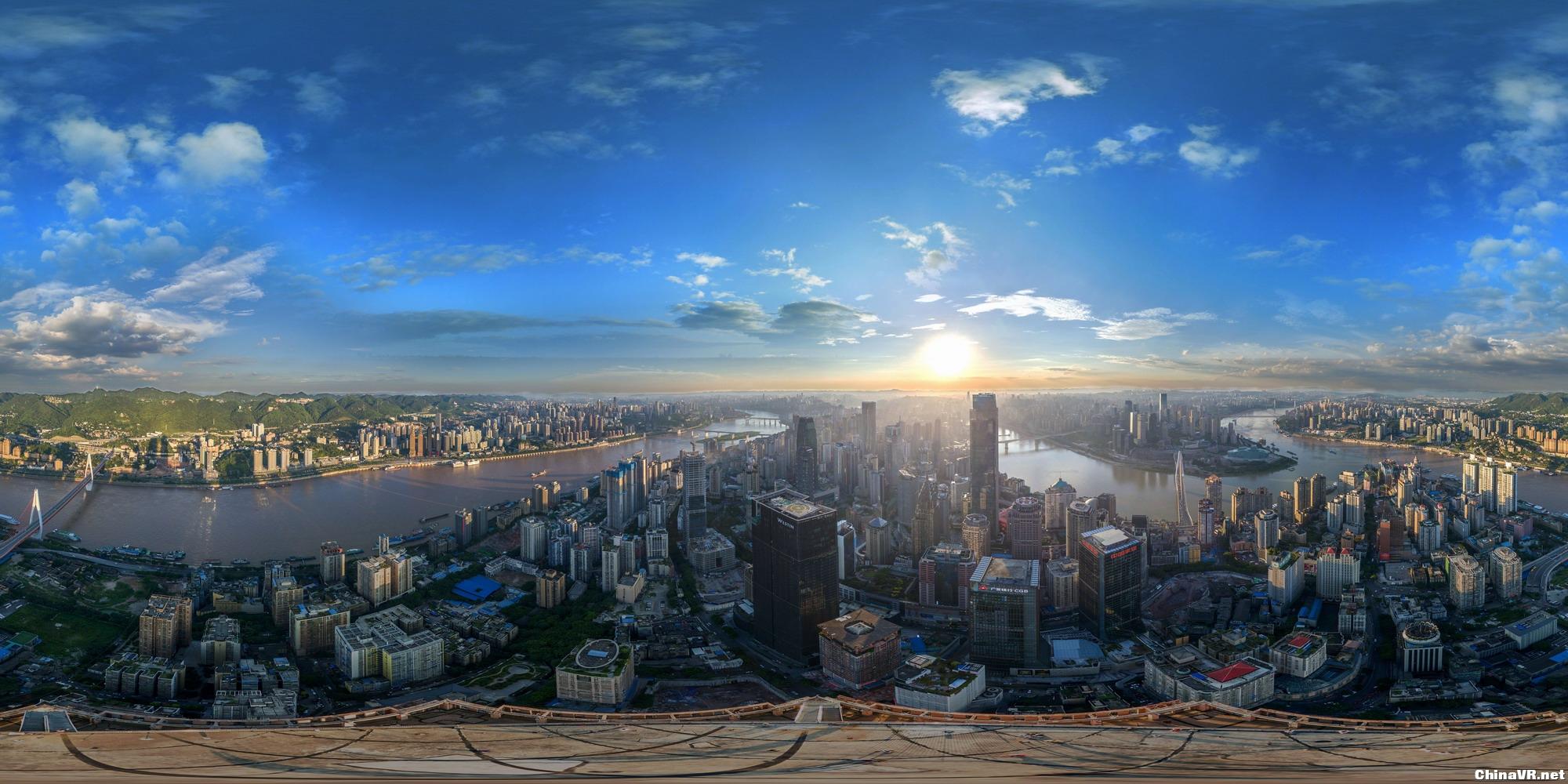 重庆渝中半岛全景——摄于联合国际楼顶停机坪.jpg