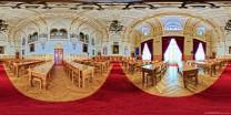 匈牙利的尼尔哈卓市的议会大厅