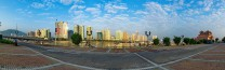 珠海歌剧院施工桥